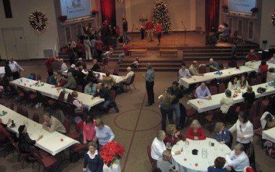 Chilson Hills Church Christmas Dinner