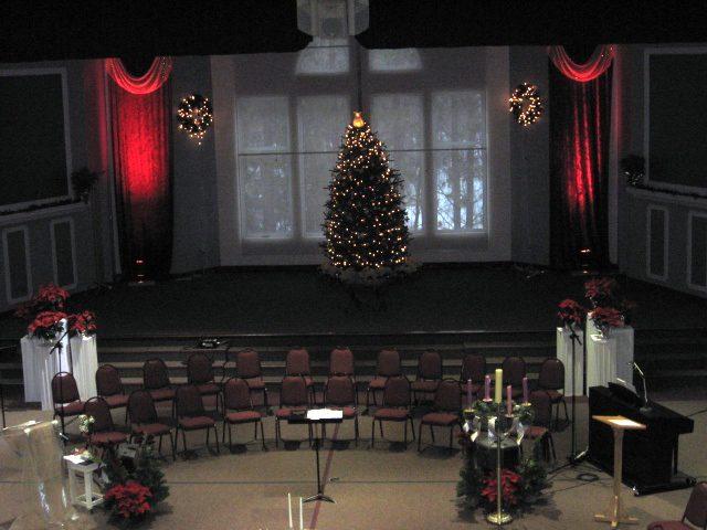 Christmas Morning at Chilson!
