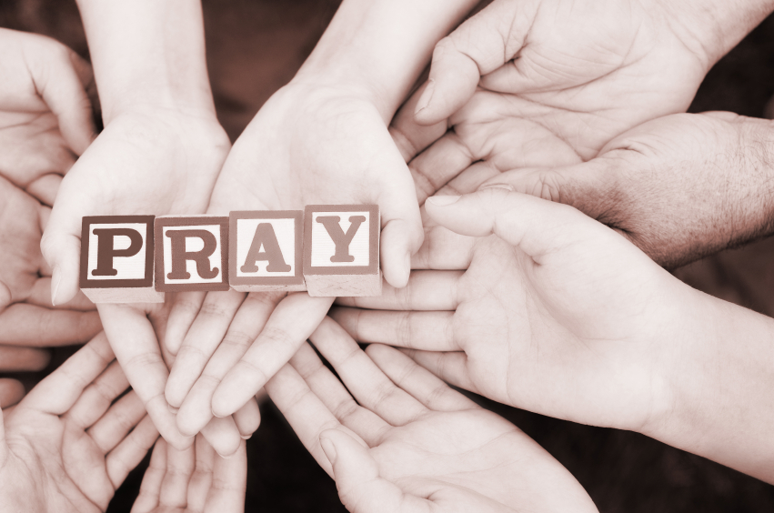 Learning How To Pray