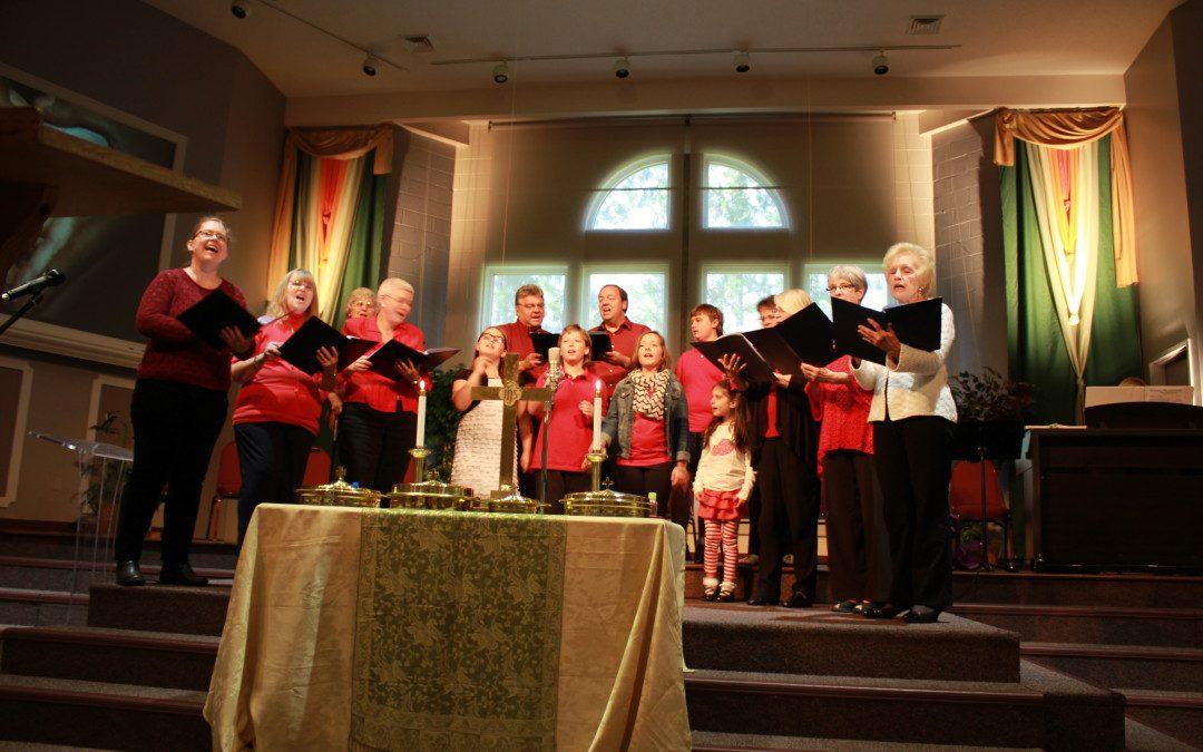 Adult Choir Ensemble