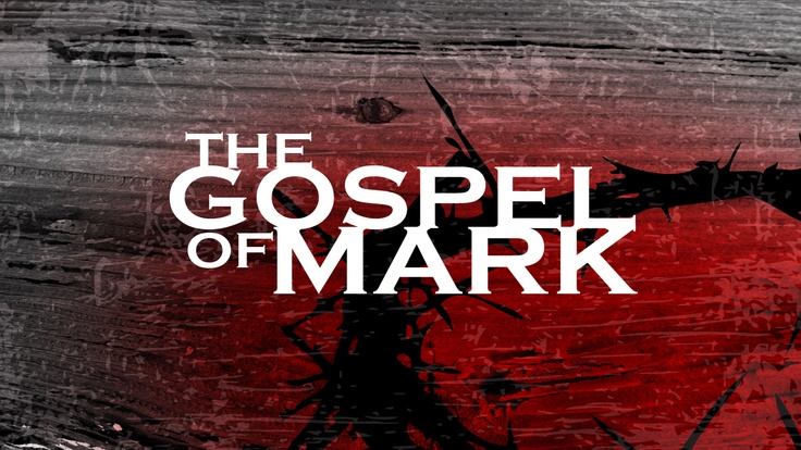 The Gospel of Mark: A Bible Study led by Jesse Ping