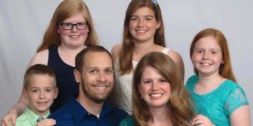 Come Meet Our Missionaries: Jon and Amanda Good and family