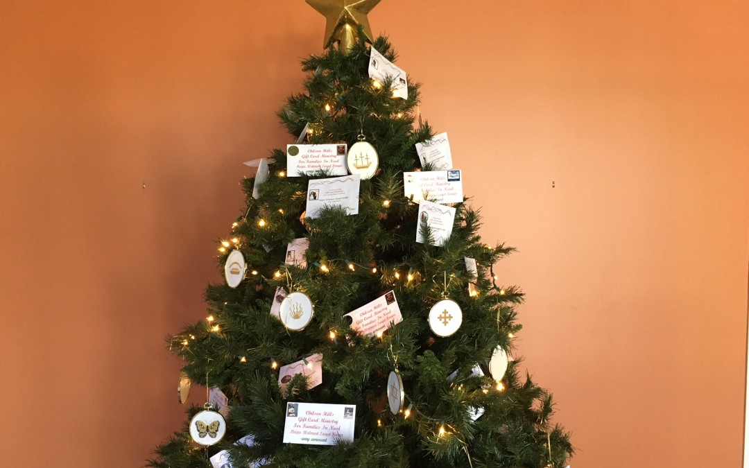 The Giving Tree at Chilson Hills