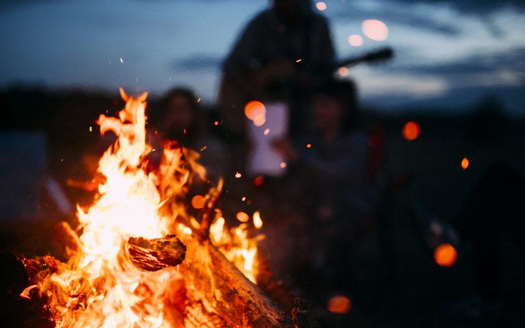 Fireside Men's Bible Study