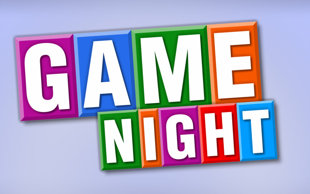 All-Ages Game Night
