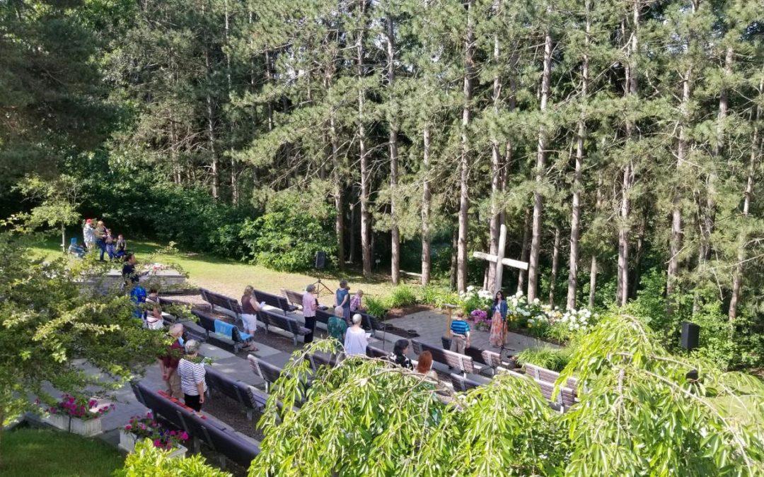 Sunday Worship – July 12, 2020