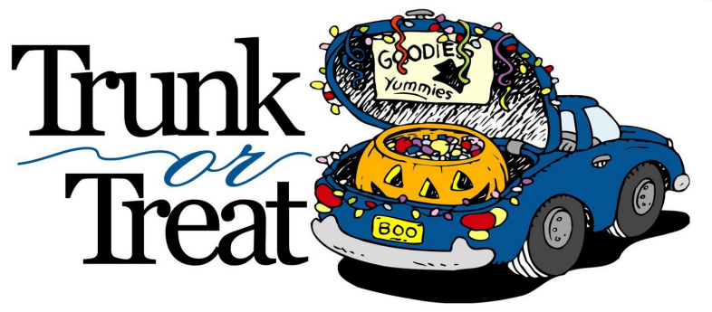 Trunk or Treat – October 16, 2021